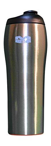 Mighty Mug Go SS, Silver - Ss Silver Stick