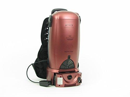 vacuum backpack battery - 7