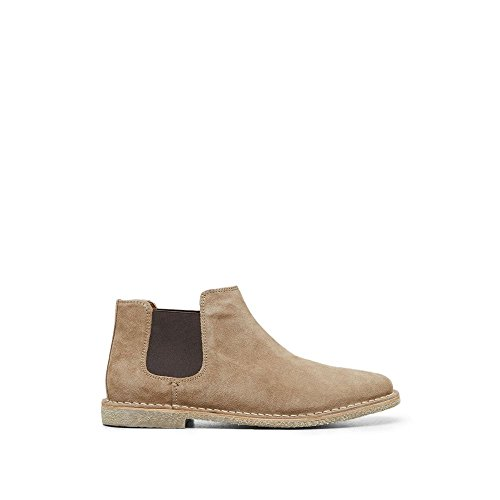 Kenneth Cole Reactie Heren Ontwerp 20015 Chelsea Boot Donker Taupe
