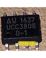 Anncus 5pcs/lot UCC3808D-1 UCC3808-1 UCC3808AD-1 UCC3808A-1 UCC3808 SOP8 [SMD] - (Color: UCC3808D-1)