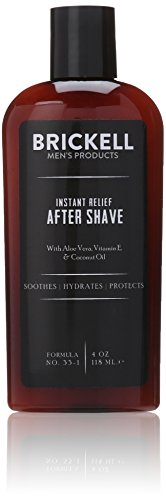 Brickell Mens Instant Relief Aftershave product image