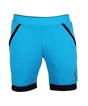 OCHO PADEL Short Azul: Amazon.es: Deportes y aire libre