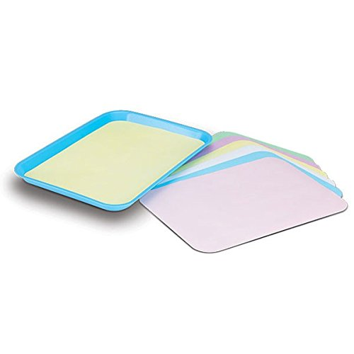 House Brand trco Tray Cover, Ritter, 8.5'' Width, 12.25'' Length (Pack of 1000)