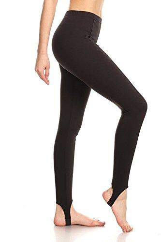 071182e04cf35 Shosho Womens Yoga Leggings Tummy Control Sports Pants Stretchy Activewear  Bottoms at Amazon Women's Clothing store:
