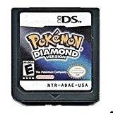 Pokemon Diamond Version - DS Cartridge Console Card Video Game - Compatible Model Nintendo Dual Screen, Nintendo 3DS - English US Version