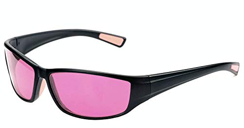 - Pilestone TP-016 Color Blind Corrective Glasses for Red-Green Blindness - Streamline Sports Use