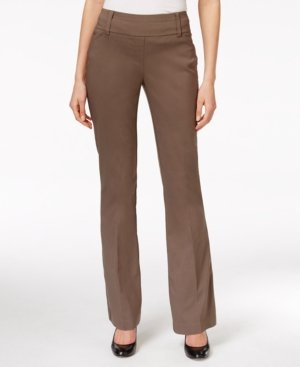 Style & Co. Women's Pull-On Flare-Leg Pants Size M by Style & Co.