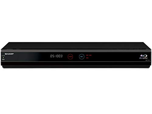 シャープ 500GB 3チューナー ブルーレイレコーダー スロットインタイプ AQUOS BD-T510 B007Y34WZ0  500GB
