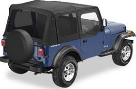 Jeep Yj Soft Top >> Amazon Com Bestop Soft Top For 1991 1994 Jeep Wrangler