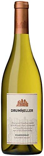 2015 Drumheller Chardonnay Wine 750 mL