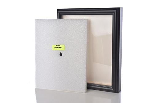 - Shart Premium Round Black T Shirt Frame Display Case 11