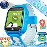 Best Gps For Kids - [SIM Card Included] IP68 Waterproof Kids Phone Smart Review