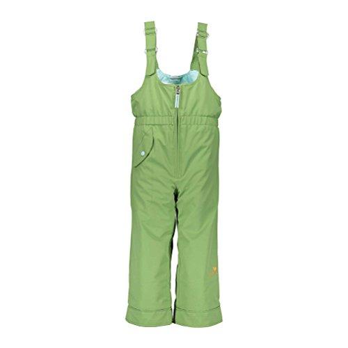 Obermeyer Kids Baby Girl's Snoverall Pants (Toddler/Little Kids/Big Kids) Sweet Fern 8 ()