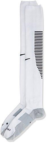 情熱的有料ヨーグルトナイキ SQUAD フットボール ソックス ホワイト/ブラック SX5346 100