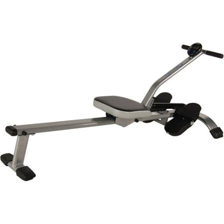 Stamina InMotion Rower With 5 Levels Of Resistance Of Stamina Rower, Solid Steel Construction