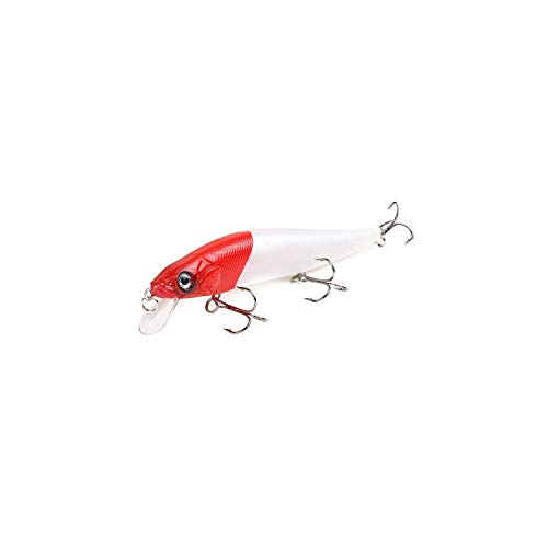 Fishing Bait 1Pcs 14 cm 23 G Minnow Fishing Lures Wobbler Hard Baits Crankbaits Abs Artificial Lure for Bass Pike Fishing Tackle,B2