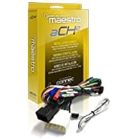 iDatalink Maestro aCH2 HRN-AR-CH2 T Harness for installing the Maestro AR or DSR1 into select Chrysler, Dodge, Fiat, Jeep and Ram Vehicles.