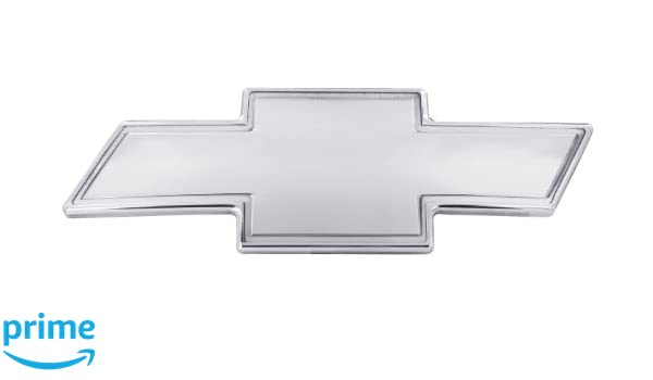 AllSales Mfg Inc 96171P Chevy Grille Emblem with Border
