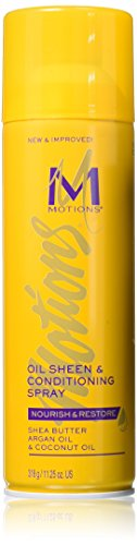 (Motions Oil Sheen and Conditioning Spray, 11.25 Ounce)