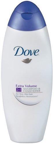 UPC 079400998507, Dove Extra Volume 2-in-1 Shampoo/Conditioner, 25.4 Ounce