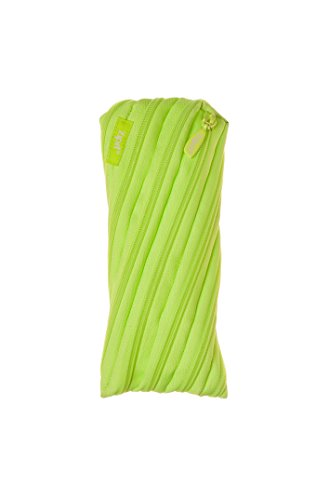 ZIPIT Neon Pencil Case, Radiant Lime