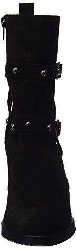 Lu6201co Mujer Para black 103049 Cuplé Botines Negro nw8WZqB770