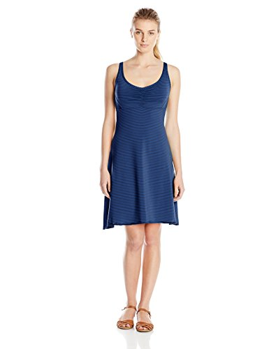 prAna Living Rebecca Dress, Blue Jay, X-Large