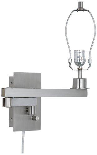 19 Inch Swing Arm Lamp (Possini Euro 19
