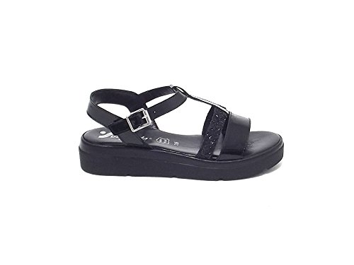 Susimoda - Sandalias de vestir para mujer Negro negro