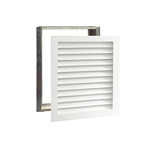 Worth Home Products PGF2025 20 Inch Wide by 25 Inch High Paint Grade Wood Air Return Grille ()