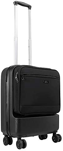 Cabin Max Carry on Luggage with Spinner Wheels Travel Suitcase – 22x16x8