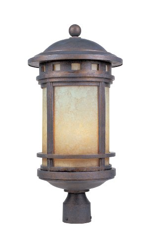 Designers Fountain 2396-AM-MP Sedona 11 Inch Post Lantern