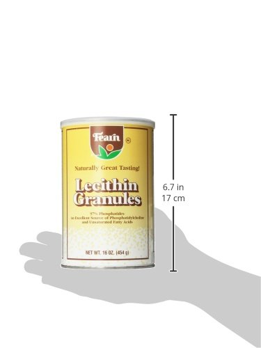 Fearn Natural Foods Lecithin Granules, 16 Ounce by Fearn (Image #5)