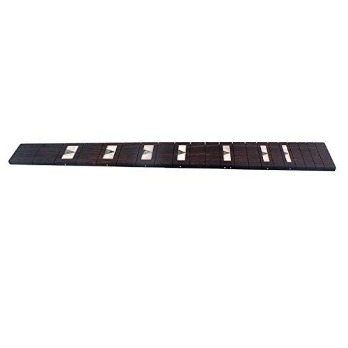 "MonkeyJack 40/41"" 20 Frets Acoustic Guitar Parts Solid Rosewood Fingerboard Fretboard"