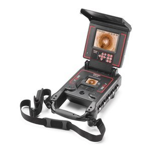 Ridgid 33198 5.7-inch SeeSnake LCD DVD Pak Monitor with Battery and Charger by Ridgid