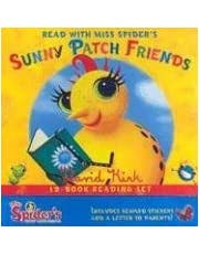 Read With Miss Spiders Sunny Patch Friends 12 Copy Reading Set