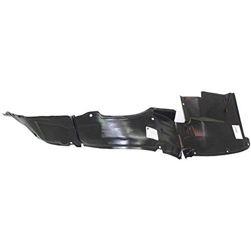 Evan-Fischer EVA18372029271 Splash Shield Front Right Side Fender Liner Plastic for ECLIPSE 95-99/TALON - Talon Splash Shield Eagle
