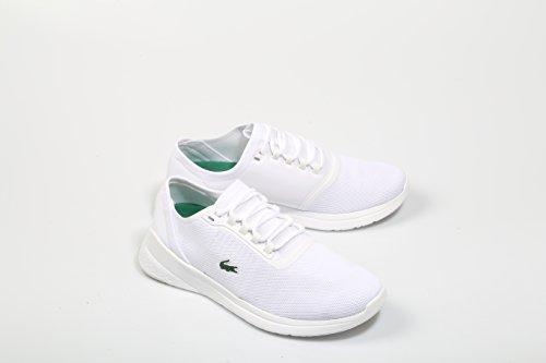 Lacoste Sneaker Donna Bianco Bianco