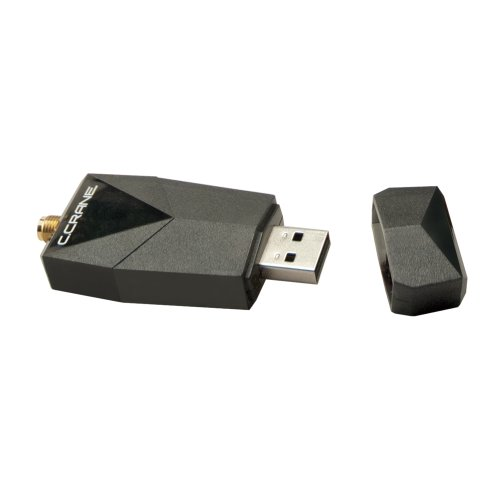 C. Crane Versa USB WiFi Adapter 3 – High Power Long Range 802.11 B G N Wireless Network Adapter by C.Crane (Image #1)