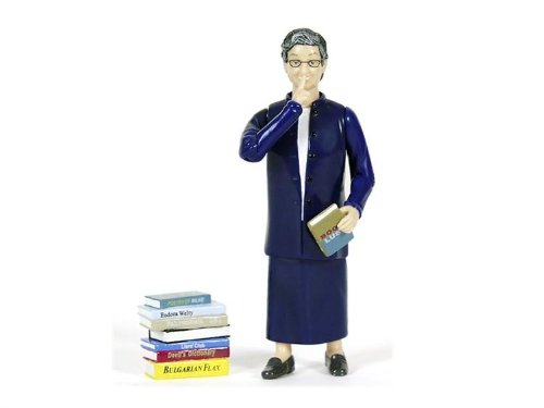 Nancy Pearl Librarian Action Figure Accoutrements 11247