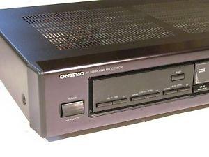Wonderlijk Amazon.com: Onkyo AV Surround Processor Model ES-600 Pro: Home XG-36