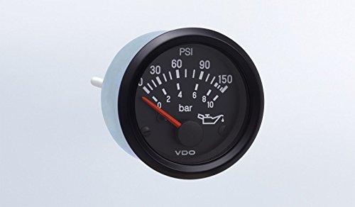 VDO 350 910 Oil Pressure Gauge Vdo Oil Pressure Gauge