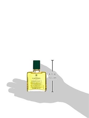 Rene Furterer Complexe 5 Tratamiento Tonificador el Cuero Cabelludo - 50 ml: Amazon.es: Belleza