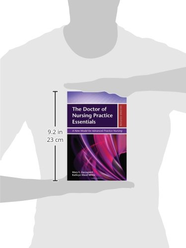 the doctor of nursing practice essentials a new model