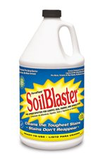 ForceField SoilBlaster Carpet Rug Fabric Cleaner Upholstery Concentrate 1 gallon (Forcefield Cleaner Fabric)