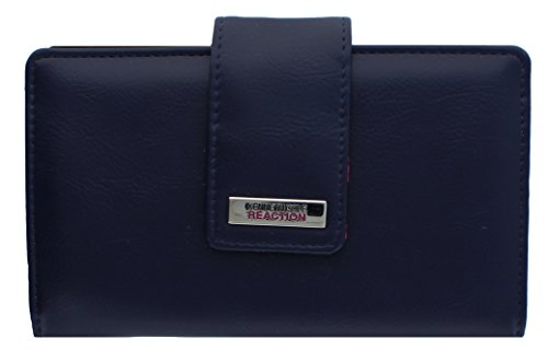 Kenneth Cole Organizer - Kenneth Cole Reaction Women's Wallet Organizer (FLEET NAVY)