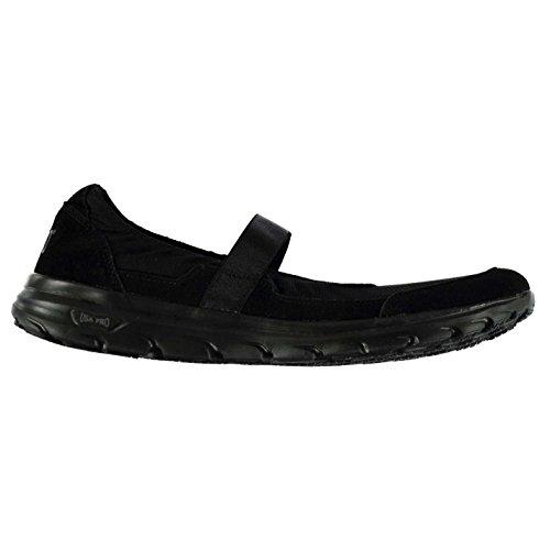 USA Freizeit Schwarz Pro Slipper Damen Iolite Sneaker Turnschuhe Leicht Schwarz Schuhe qHrqwax0