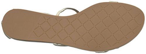 Badgley Mischka Femmes Barstow Sandale Plate Ivoire