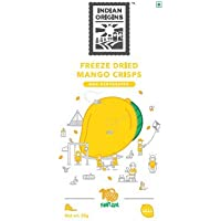 Indian Origins Freeze Dried Mango 40 GMS (20 GMS X Pack of 2)