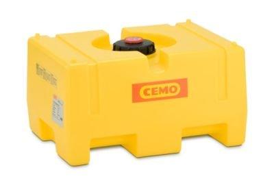 PE-Fass - kastenförmig, gelb, kastenförmig 125 Liter - Fässer aus Kunststoff Fässer Fässer aus Kunststoff Fässer Fässer aus Kunststoff Fässer Fässer aus Kunststoff Fässer